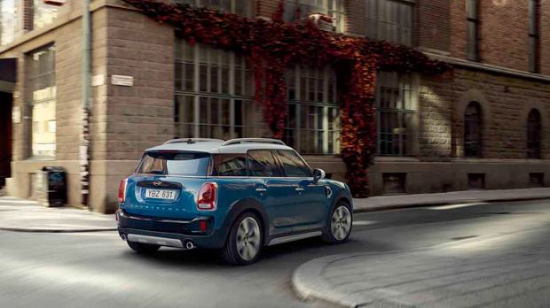 MINI Countryman: servicio