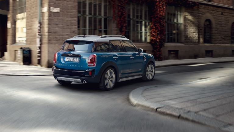 MINI COUNTRYMAN COLOR