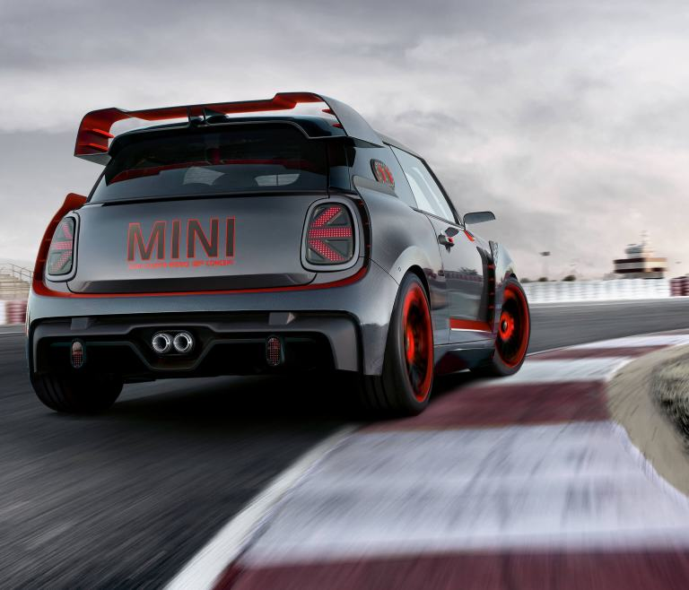 MINI John Cooper Works GP Concept